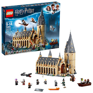 Lego Harry Potter Hogwarts Great Hall toy, LEGO