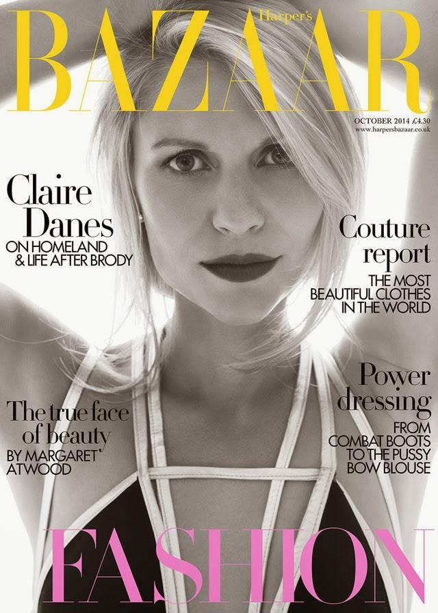Claire Danes Harper's Bazaar UK