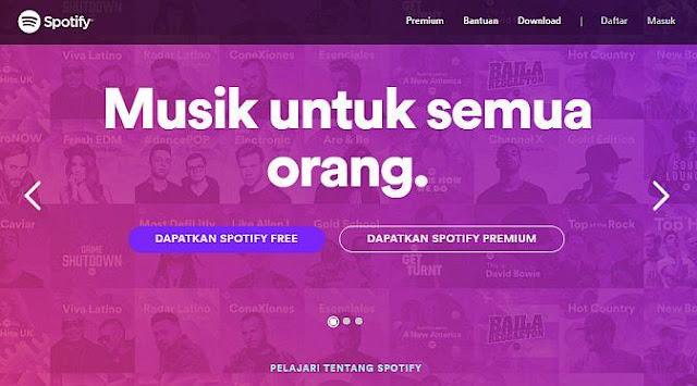 Cara Maksimalkan Spotify