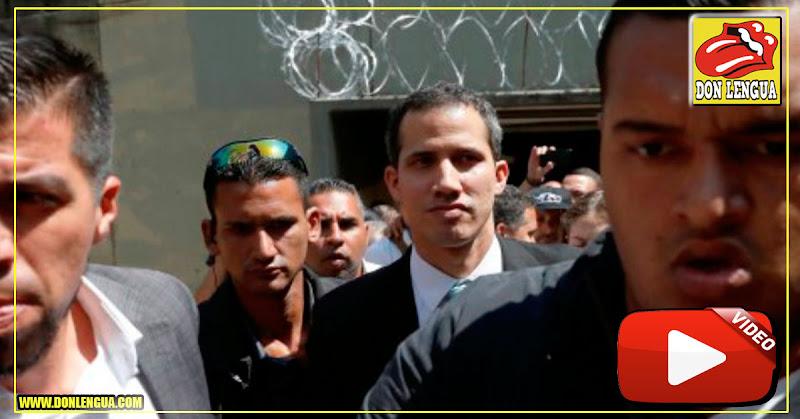 Régimen ordena al FAES rodear la casa de Juan Guaidó y capturar a su esposa e hija