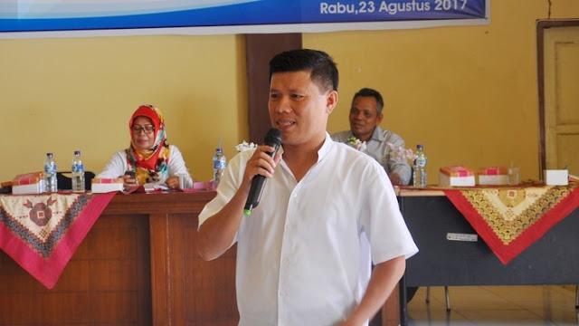Kadis Kominfo Kota Pariaman Yalviendri : Masyarakat Harus Cerdas Sikapi Informasi di Media Sosial