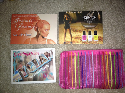 My Glam Bag (July 2012)