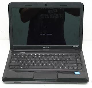 Jual Laptop Compaq Presario CQ45 Bekas