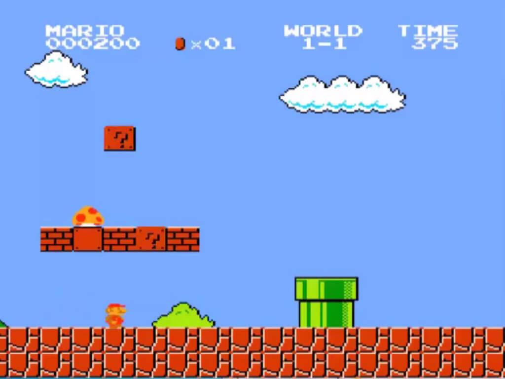 تحميل لعبة ماريو مجانا على الكمبيوتر