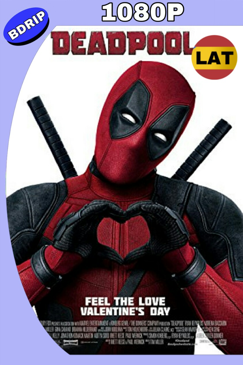 DEADPOOL (2016) HD BDRIP LAT-ING MKV