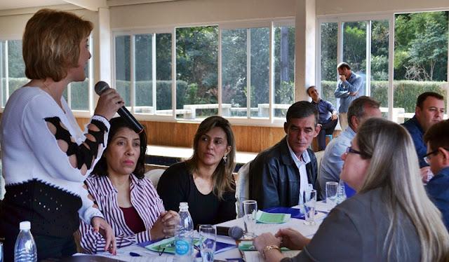 Comcam realiza encontro em Roncador e confirma aterro sanitário regional
