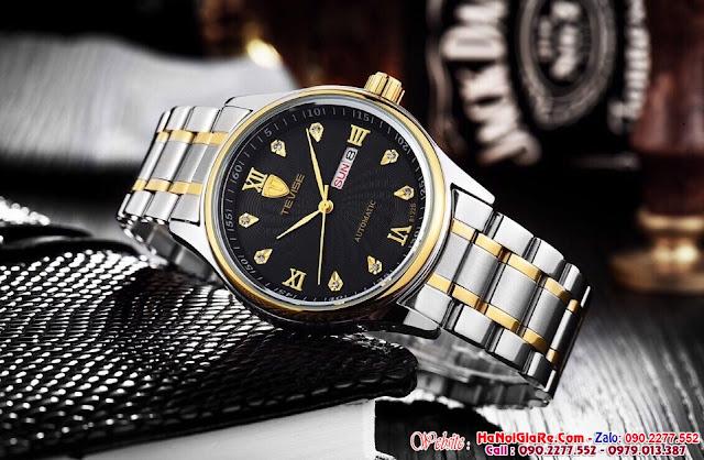 Địa chỉ bán đồng hồ nam tevis giá chỉ 500k quà tặng sinh nhật ý nghĩa