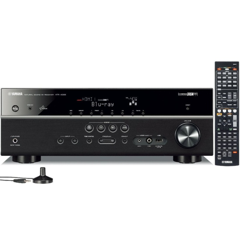 AV Receivers & Amplifiers: Yamaha HTR-4065 Factory