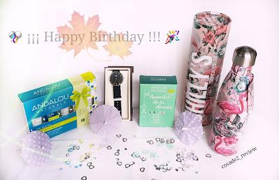 Regalos de cumpleaños blog