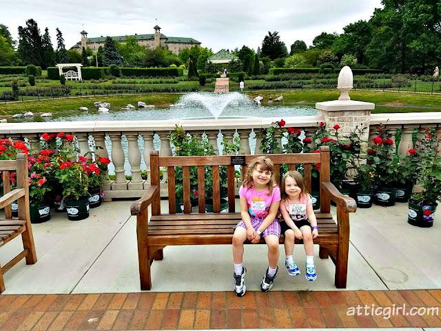 Hershey, PA, PA attractions, butterfly atrium, children's garden
