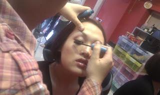 trang điểm cá nhân, dạy nghề tạo mẫu tóc nam nữ tại hà nội