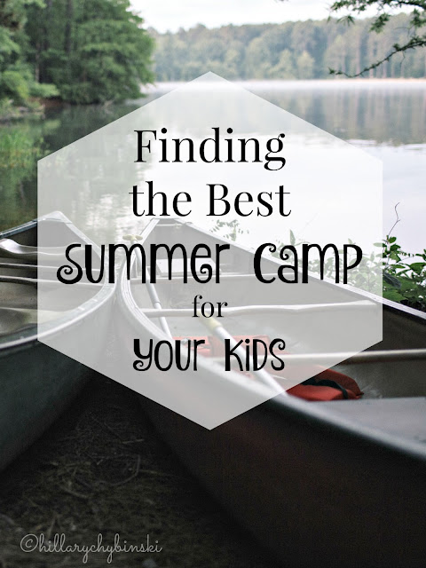 How to Find A Great Summer Camp for You and Your Kids