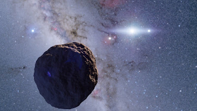 A tiny object on the outskirts of the solar system discovered using an amateur telescope planet-today.com