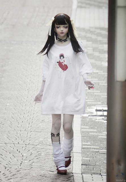 Boneka Hidup Nyata Ada Di Jepang