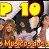 TOP 10 - Maiores Músicos dos Anos 80