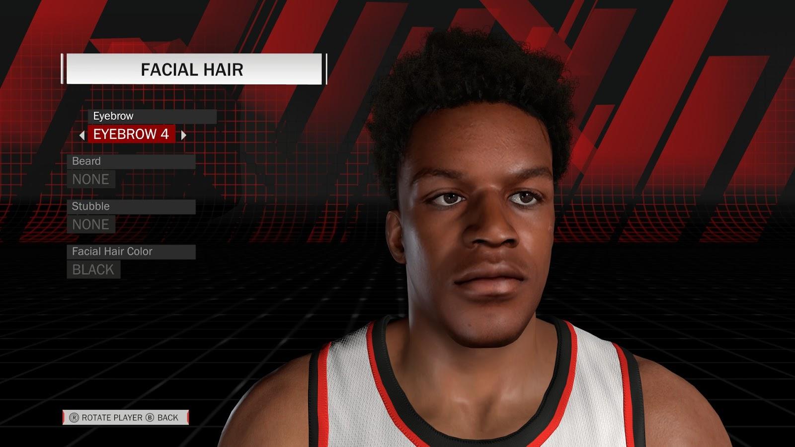 Shuajota | Your Videogame to the Next Level: NBA 2K18 Shareef O´Neal
