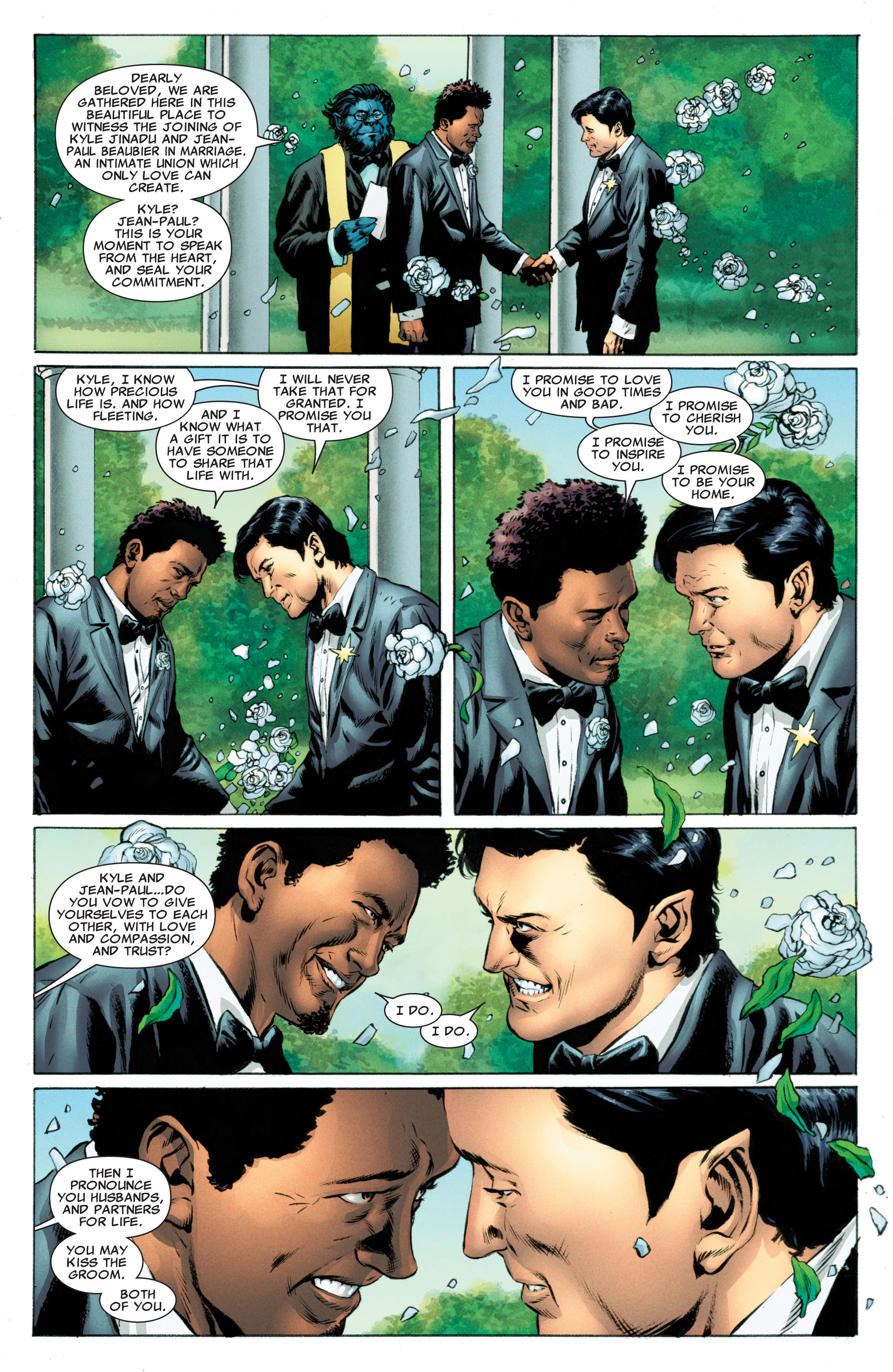 Read online Astonishing X-Men (2004) comic -  Issue #51 - 26