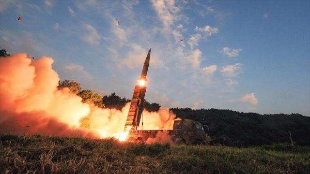 """""""EEUU tendrá que derribar misil nuclear norcoreano en cielo ruso"""""""