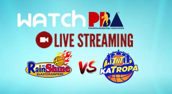 Livestream List: Rain or Shine vs TNT game live streaming December 22, 2017 PBA Philippine Cup