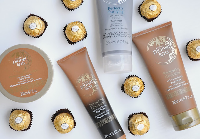 Avon Pampering Chocolate Collection Review