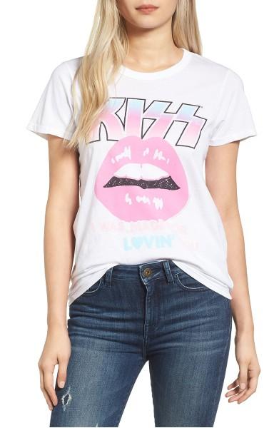 Kiss T-shirt 2017