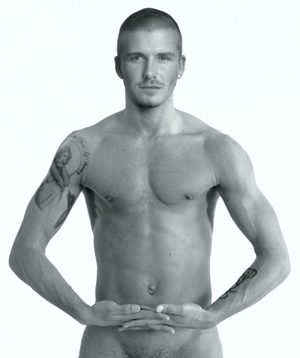 David beckham nude full nsfw photo collection