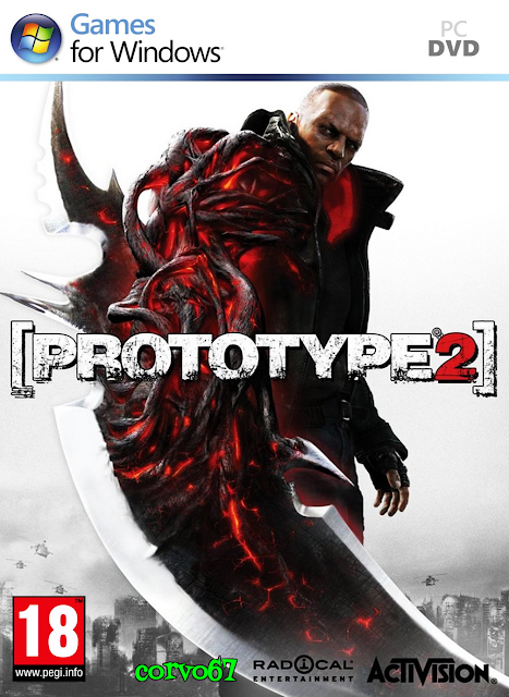 Prototype 2 pc download completo torrent, Prototype 2 pc requisitos, Prototype 2 torrent skidrow, Tradução para republique Prototype 2 pc