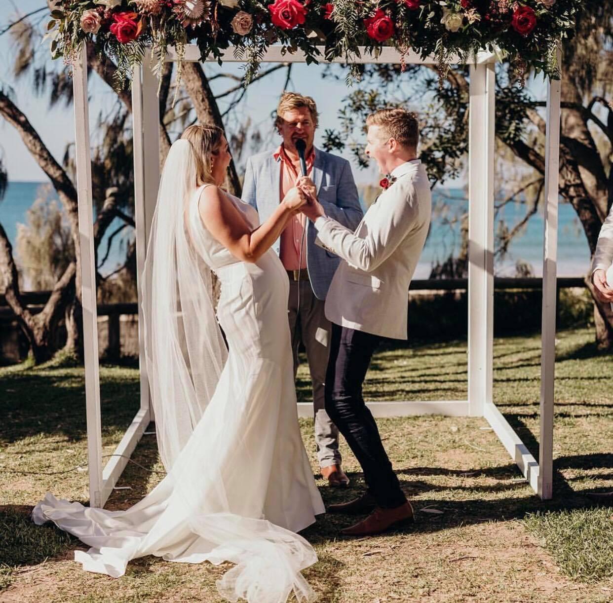 MR CELEBRANT JAY FLOOD INTERVIEW   ENGAGING & AUTHENTIC MARRIAGE CELEBRANT SUNSHINE COAST