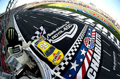 Ryan Blaney made history on Sunday - #NASCAR