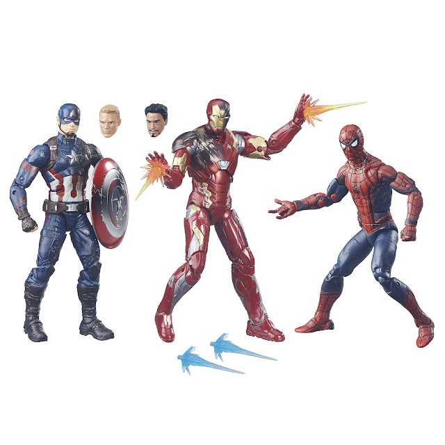 MARVEL LEGENDS 3 PACK