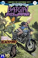 DC Renascimento: Batgirl e as Aves de Rapina #14