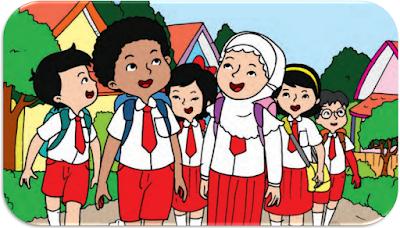 Download Soal UKK/ PAT/ UAS Semester 2/ Genap Kelas 1 Tema 8 Terbaru + Jawaban Th. 2018 - Kurikulum 2013 Edisi Revisi