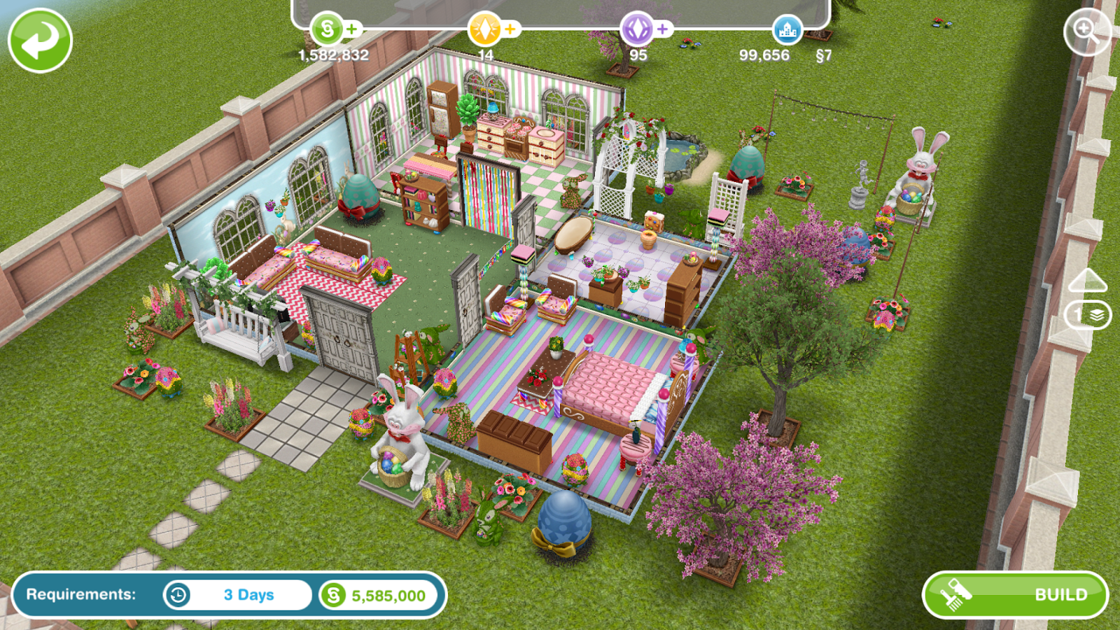 Sims Freeplay New Architect Homes
