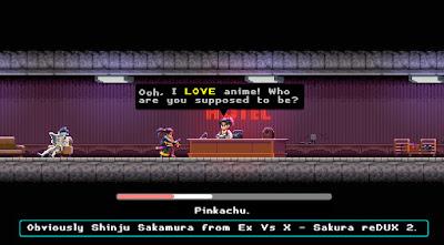 Katana Zero Game Screenshot 9