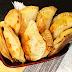 Pastel de Forno com Frango, Couve e Cream Cheese | Muito Que Bom
