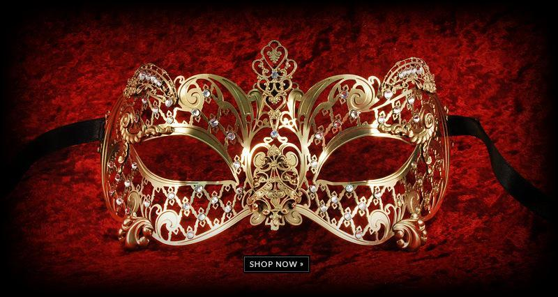 Shop for masquerade masks at simply masquerade mask boutique