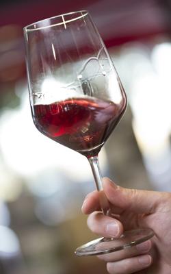Qué son las lágrimas del vino?