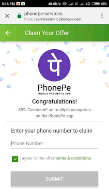 Phonepe Hotstar Offer