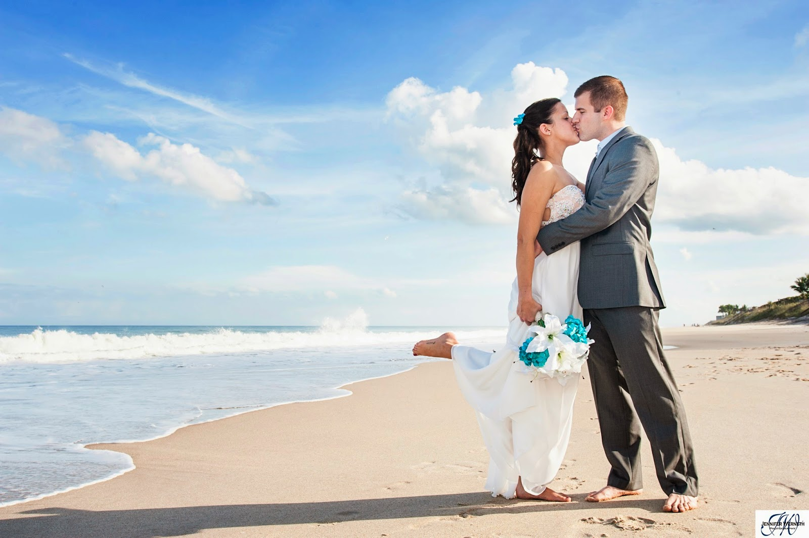 Beach Love Photo Photographers In Melbourne Florida Wedding