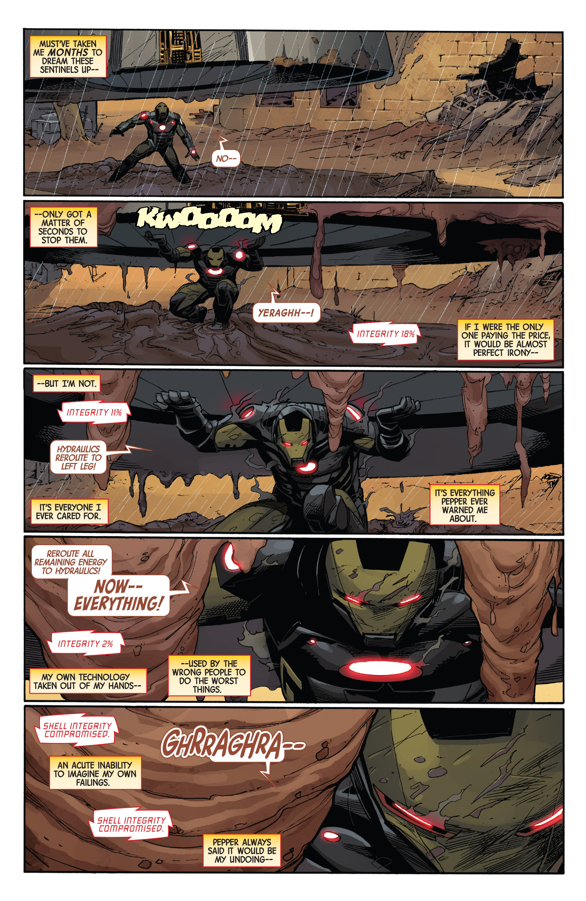 Read online Avengers & X-Men: AXIS comic -  Issue #2 - 14
