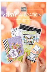 SALE-A-BRATION 2019 catalogue