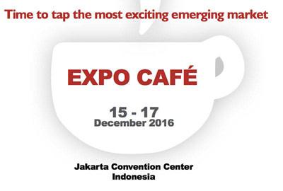 Indonesia International Cafe & Bar Exhibition 2016 (EXPO CAFE)