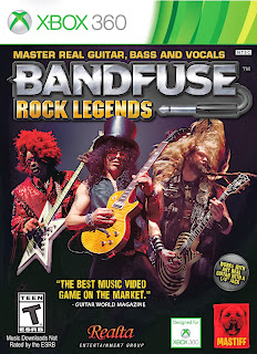 BandFuse Rock Legends