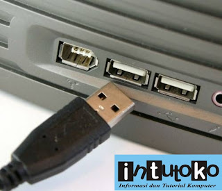 Penyebab Port USB Laptop Tidak Terdeteksi