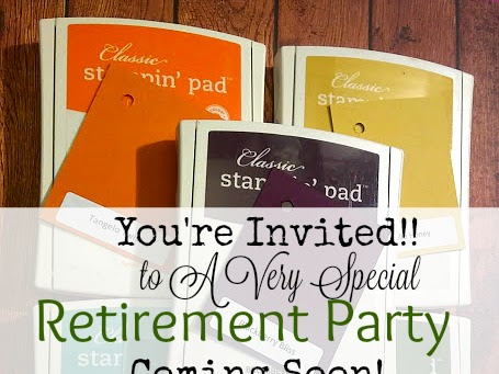 Retirement Party - Coming Soon