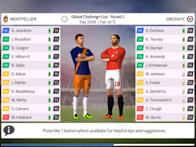 Dream League Soccer 2016 APK + DATA Mod