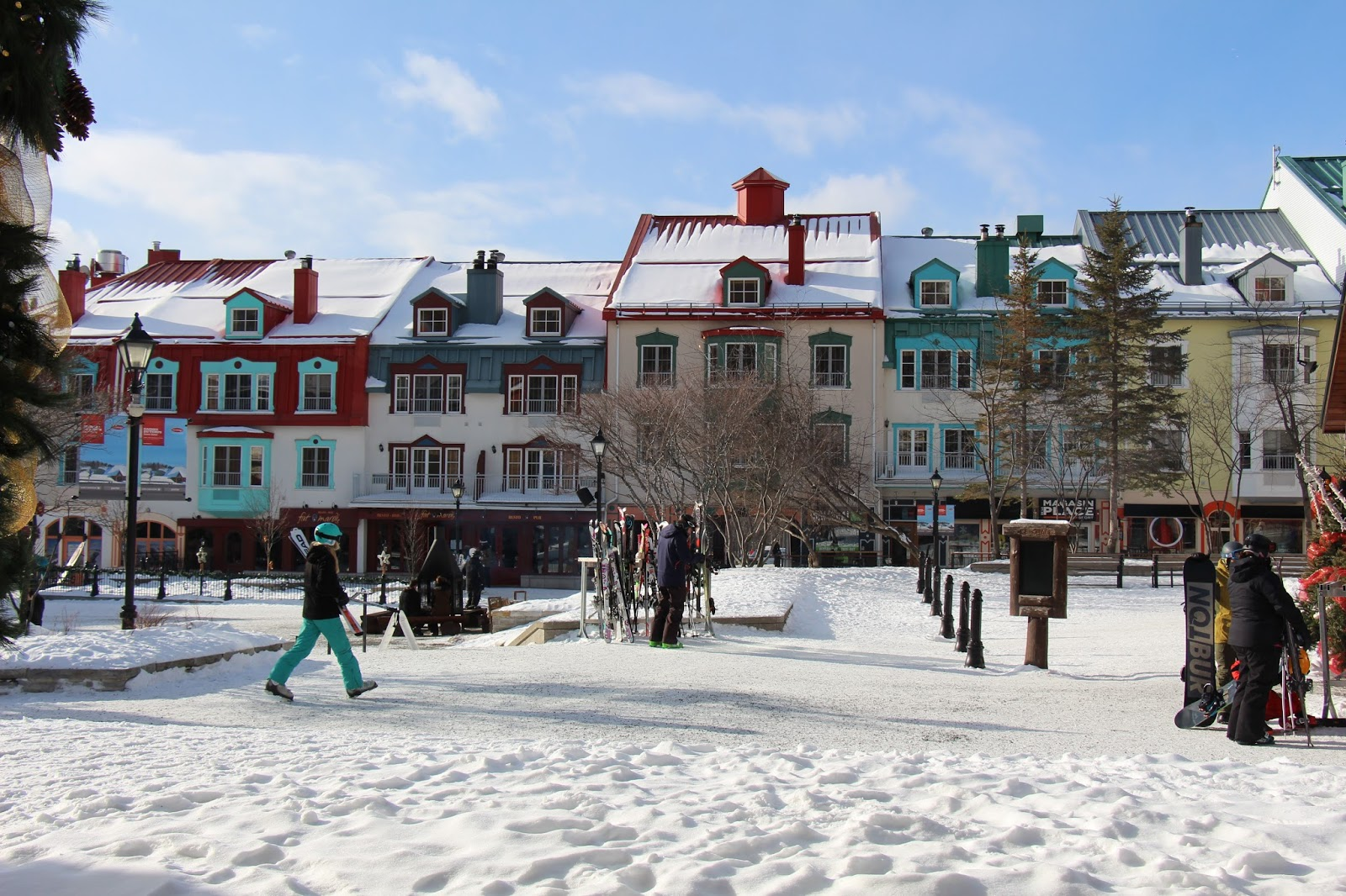 the lifestyle file: travel guide: mont tremblant, quebec