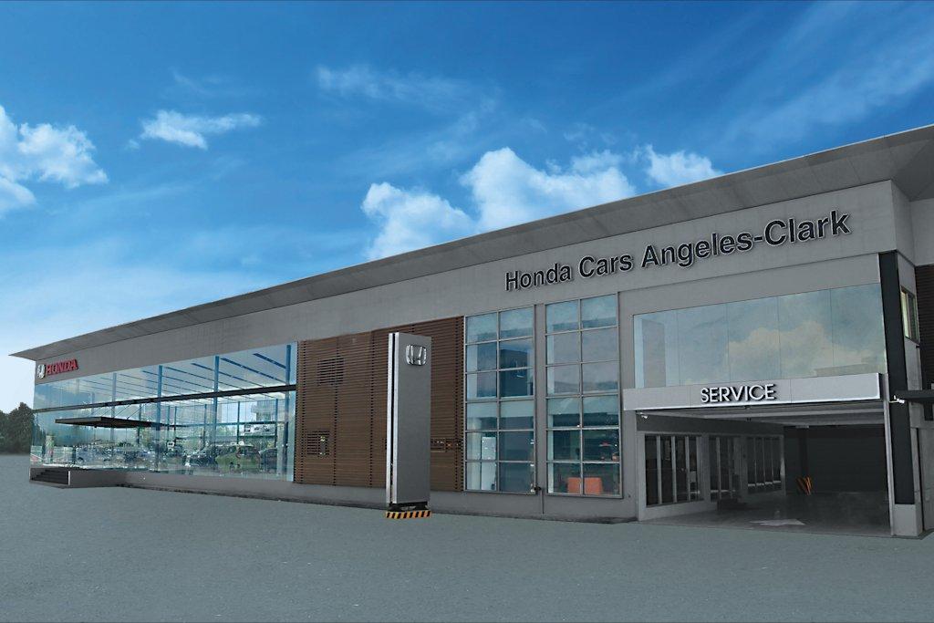 Honda opens 36th dealership in angeles pampanga for Honda dealer michigan
