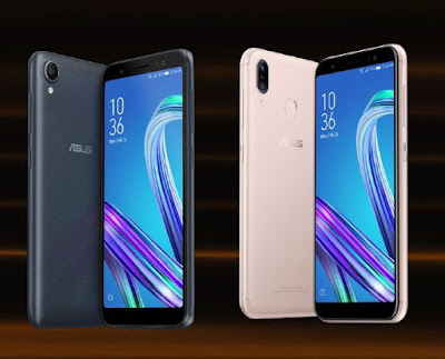 Asus Zenfone Lite L1 and Asus Zenfone Max M1 Launched in India