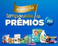 Promoção Temporada de Prêmios P&G E Atacadão